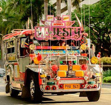 Transporte Filipinas