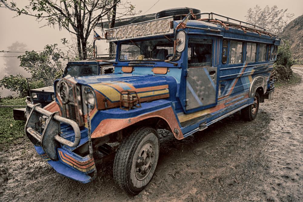 Autobuses en Filipinas