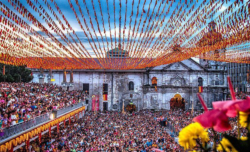 Que ver, hacer y visitar en Basílica Minore del Santo Niño de Cebú