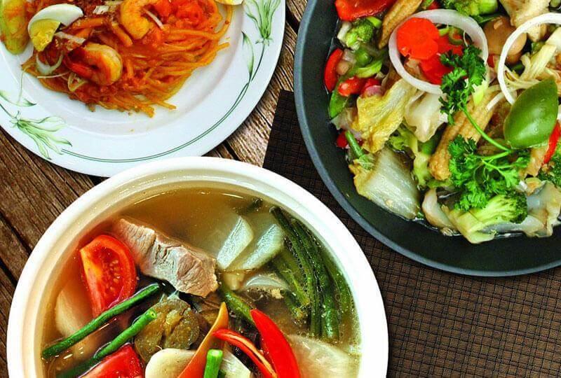 Gastronomía Filipinas