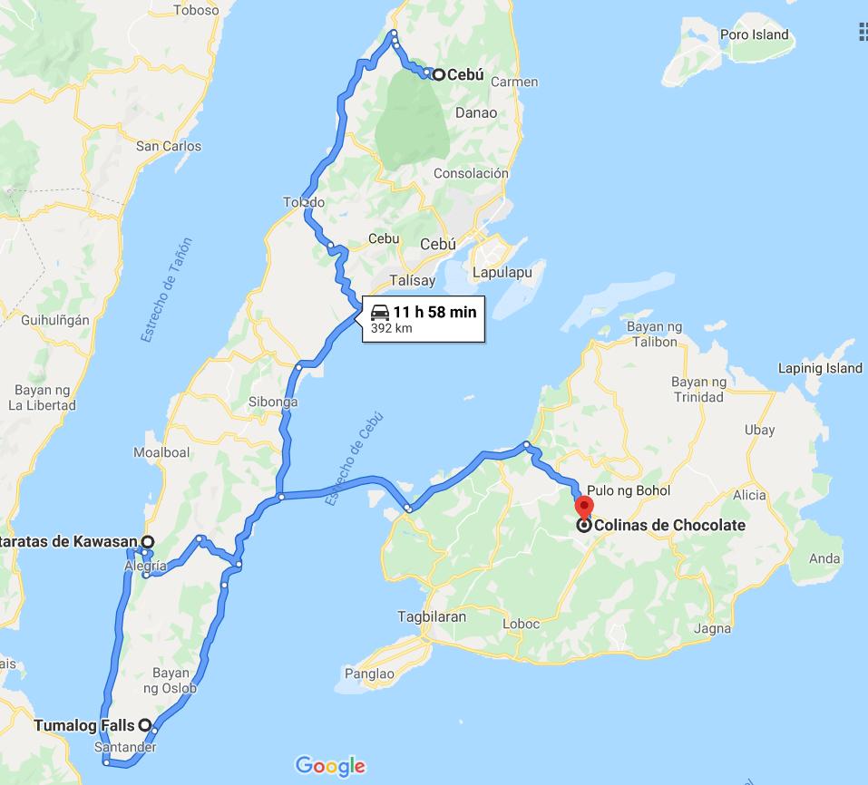 Visitar Filipinas en 4 días