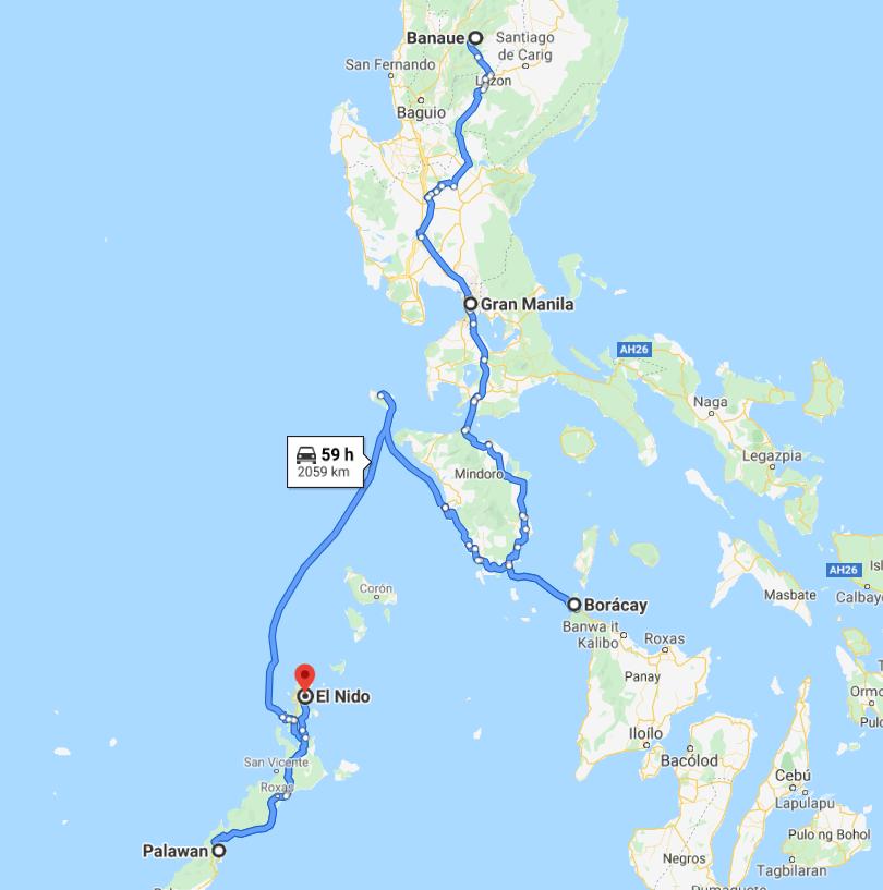 Visitar Filipinas en 5 días