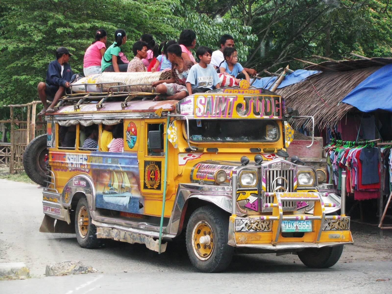 Itinerarios para conocer Filipinas en 5 días