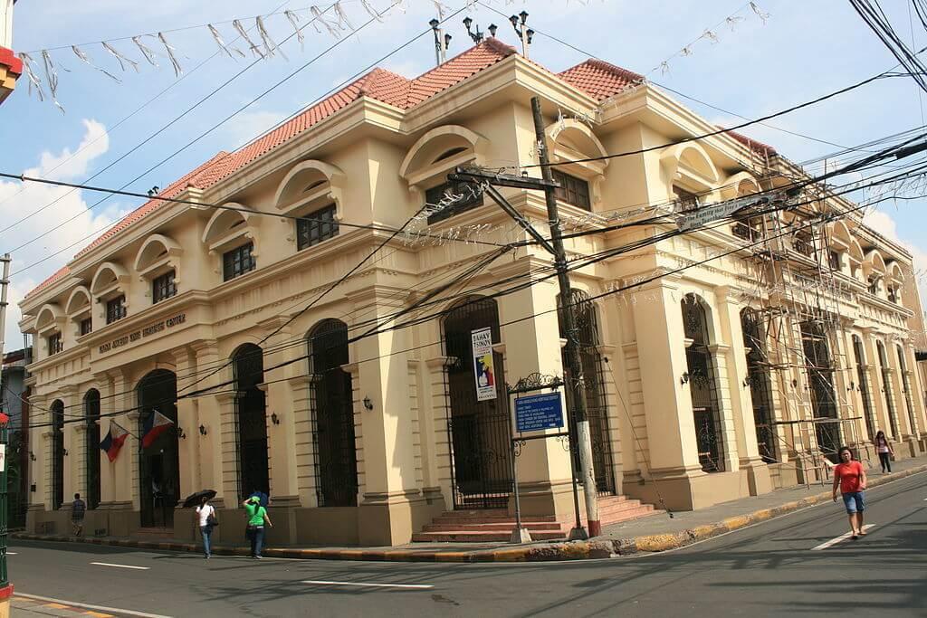 Bahay Tsinoy (Museo de la Inmigración China en Filipinas), Filipinas