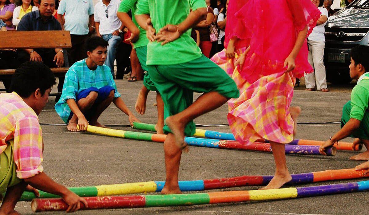 Bailes típicos de Filipinas
