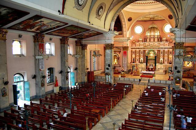 Que ver, hacer y visitar en la Basílica De San Lorenzo Ruiz