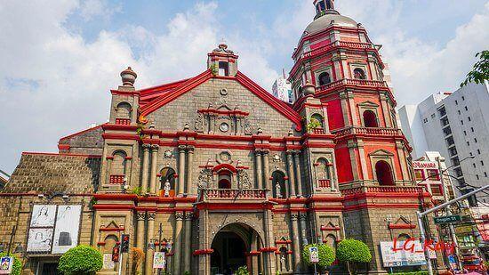 Basílica De San Lorenzo Ruiz, Filipinas