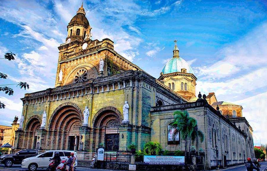 Catedral Basílica Metropolitana de la Inmaculada Concepción, Filipinas