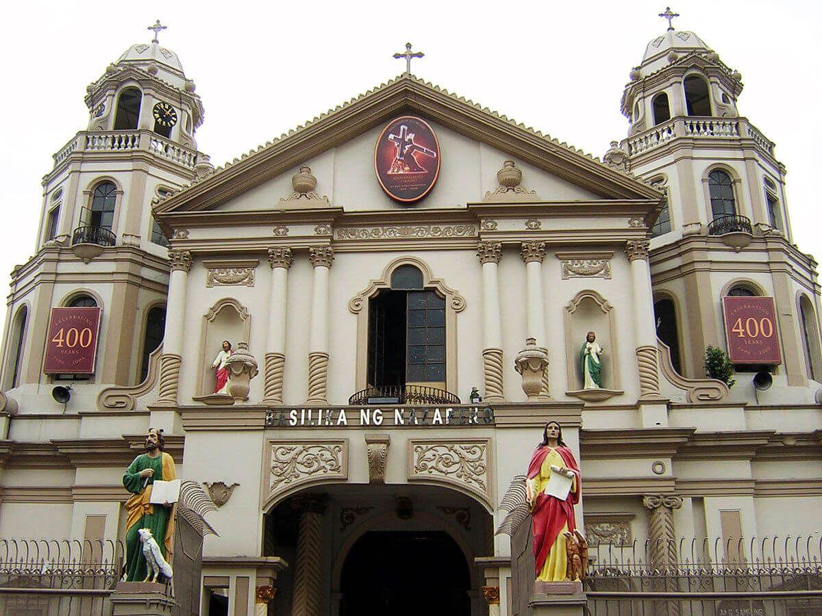 Iglesia de Nuestra Señora de los Remedios, Filipinas