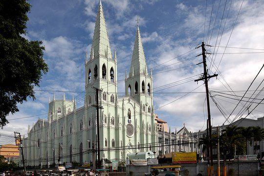 Iglesias barrocas de Filipinas, Filipinas