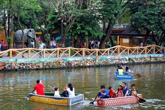 Que ver, hacer y visitar en Jardín botánico y Zoológico de Manila