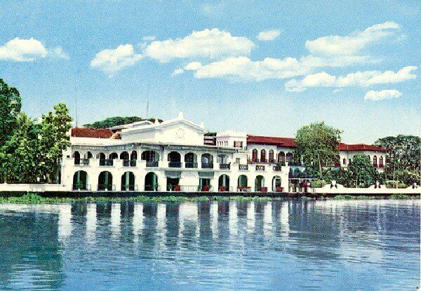 Palacio de Malacañán, Filipinas