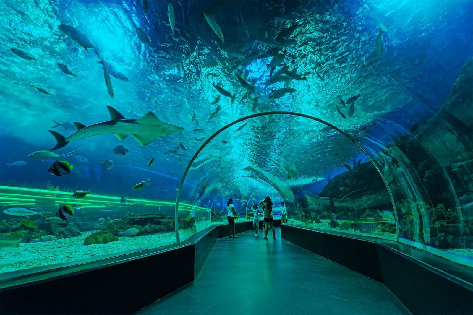 Parque Oceánico de Manila en Filipinas