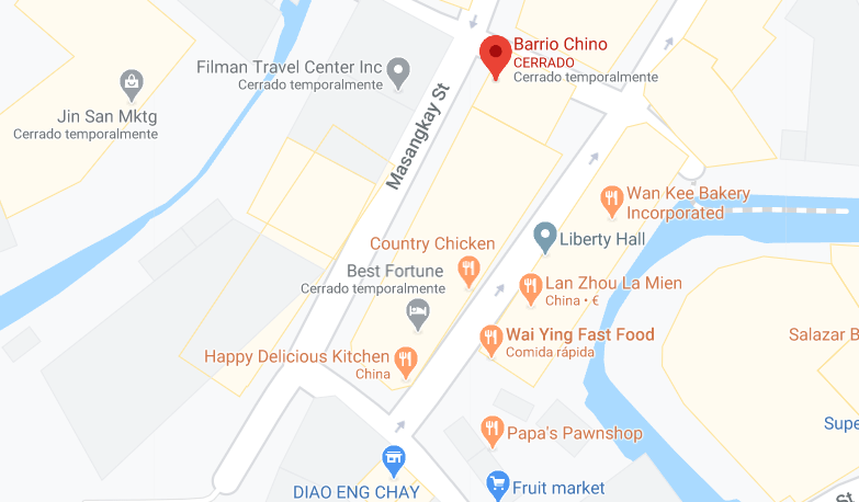 Dónde está ChinaTown Walk, Filipinas