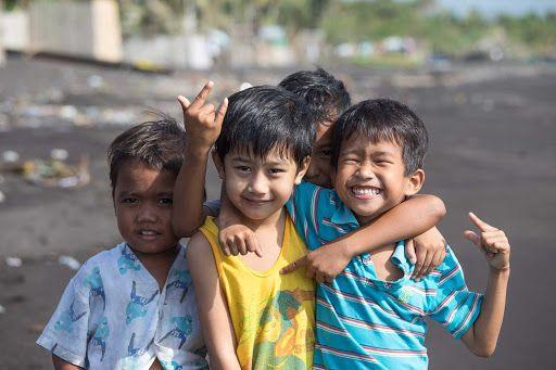 Viajar a Filipinas con niños