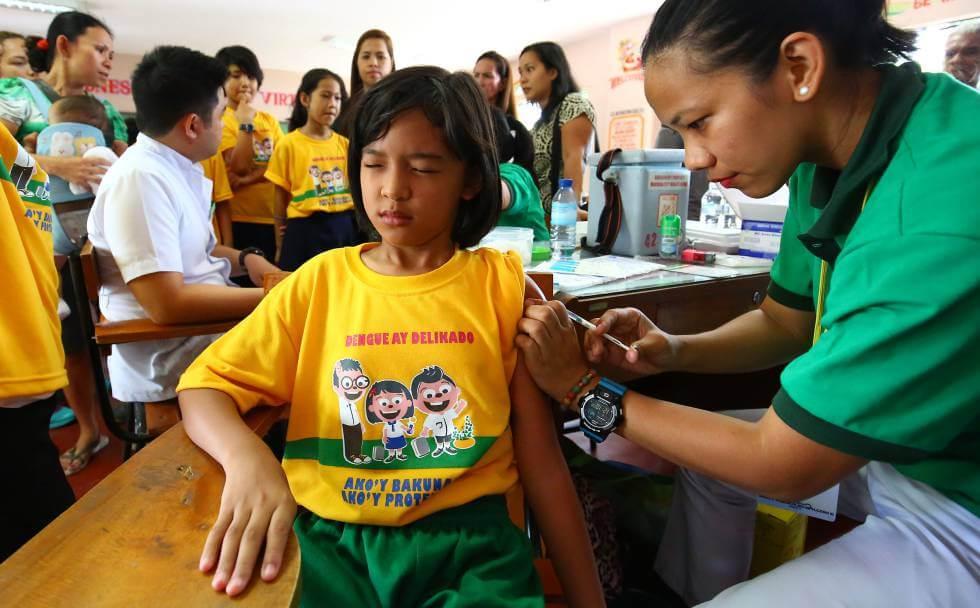 Vacunas filipinas