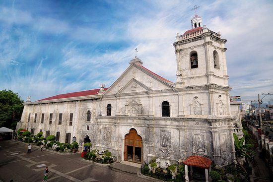 Basílica Minore del Santo Niño de Cebú, Filipinas