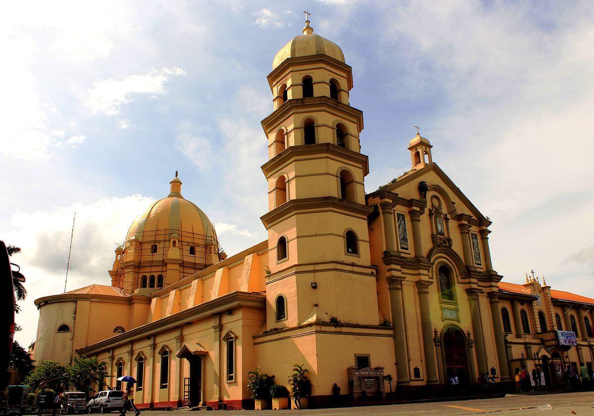 Catedral de San Sebastián, Filipinas