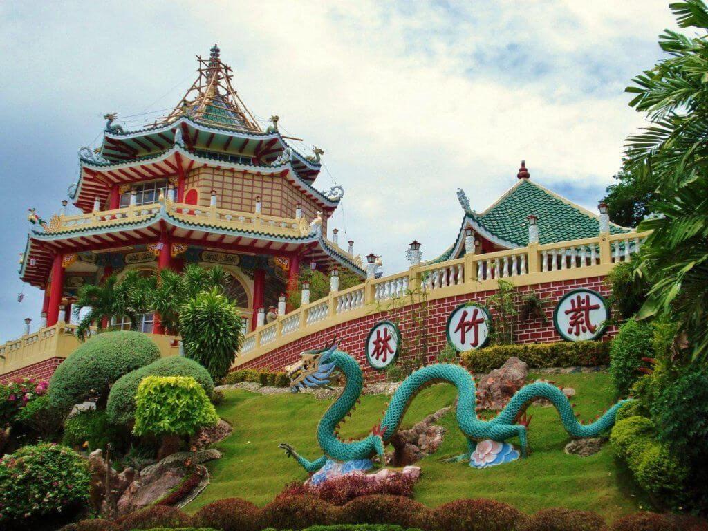 Cebu Taoist Temple, Filipinas