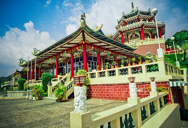 Que ver, hacer y visitar en Cebu Taoist Temple