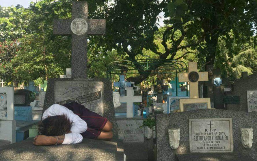 Cementerio del Norte de Manila, Filipinas