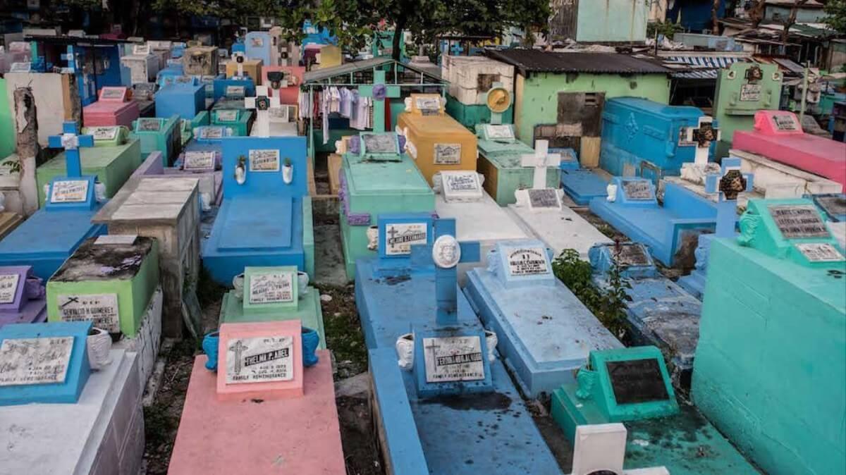 Que ver, hacer y visitar en Cementerio del Norte de Manila