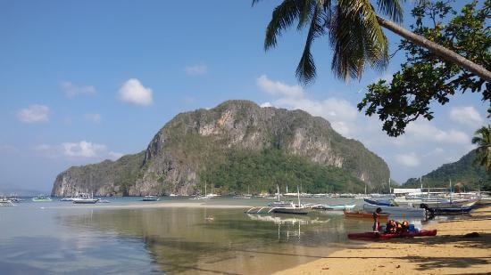 Que ver, hacer y visitar en Corong Corong Beach