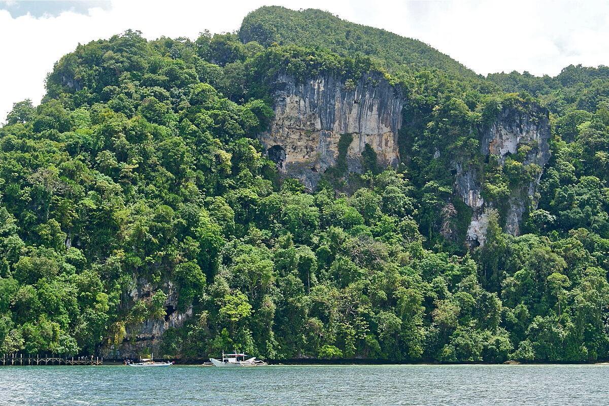 Cuevas de Tabon, Filipinas