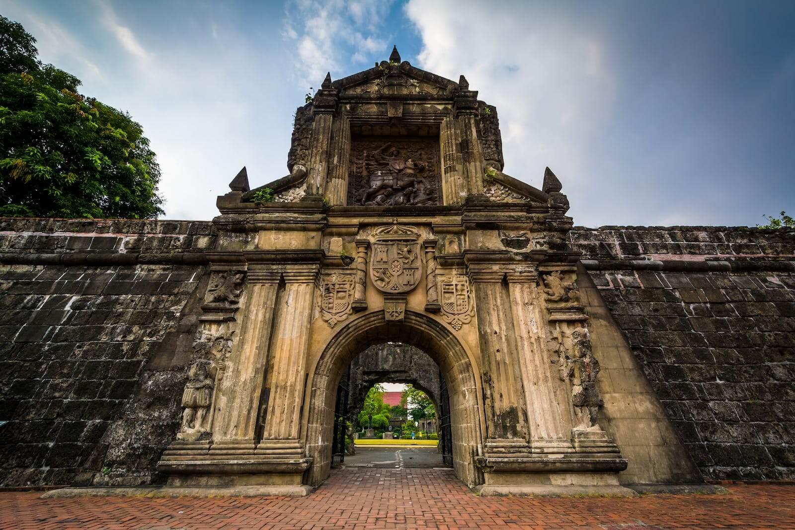 Qué hacer en Intramuros, Filipinas