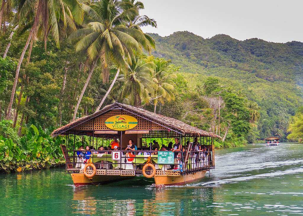 Loboc River Cruise, Filipinas