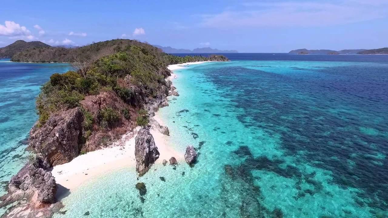 Malcapuya Island, Filipinas