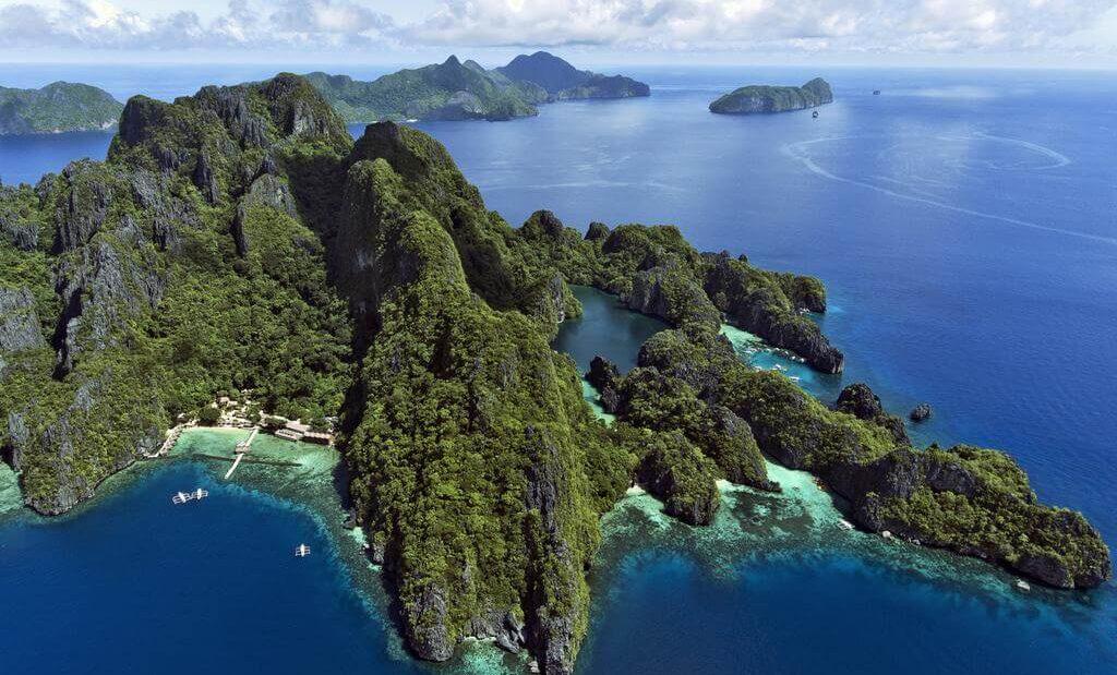 Miniloc Island, Filipinas