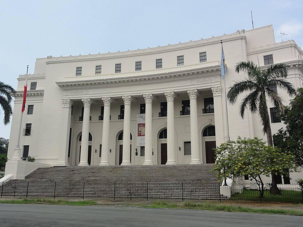 Museo Nacional del Pueblo Filipino, Filipinas