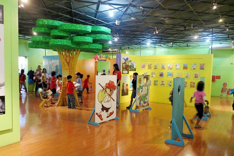Que ver, hacer y visitar en Museo Pambata