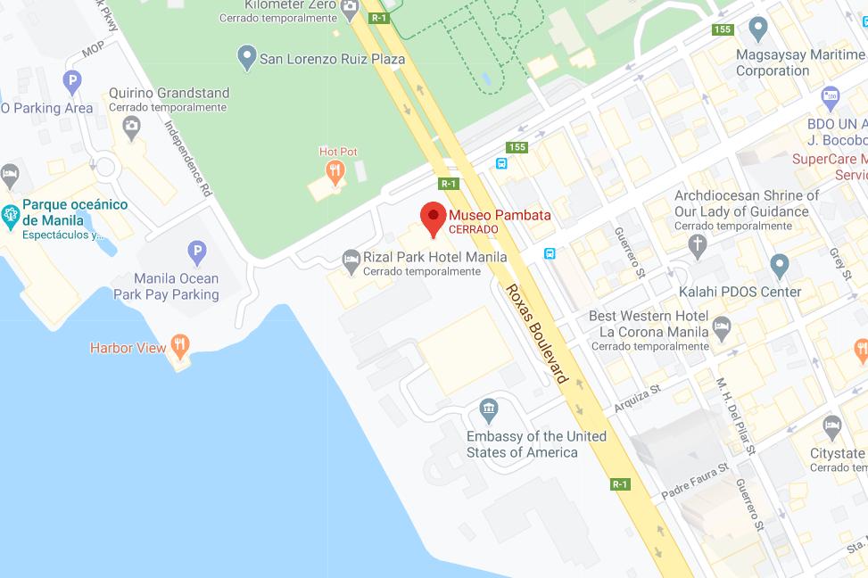 Dónde está Museo Pambata, Filipinas