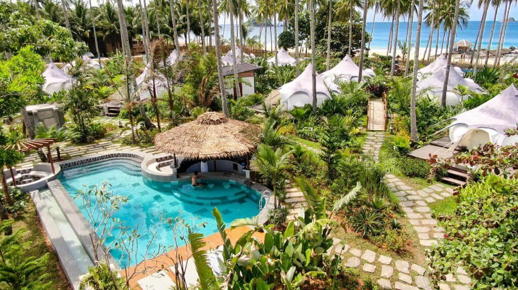 Que ver, hacer y visitar en Nacpan Beach