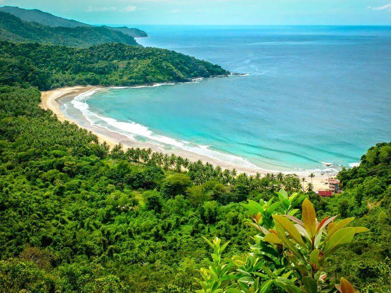 Nagtabon Beach, Filipinas