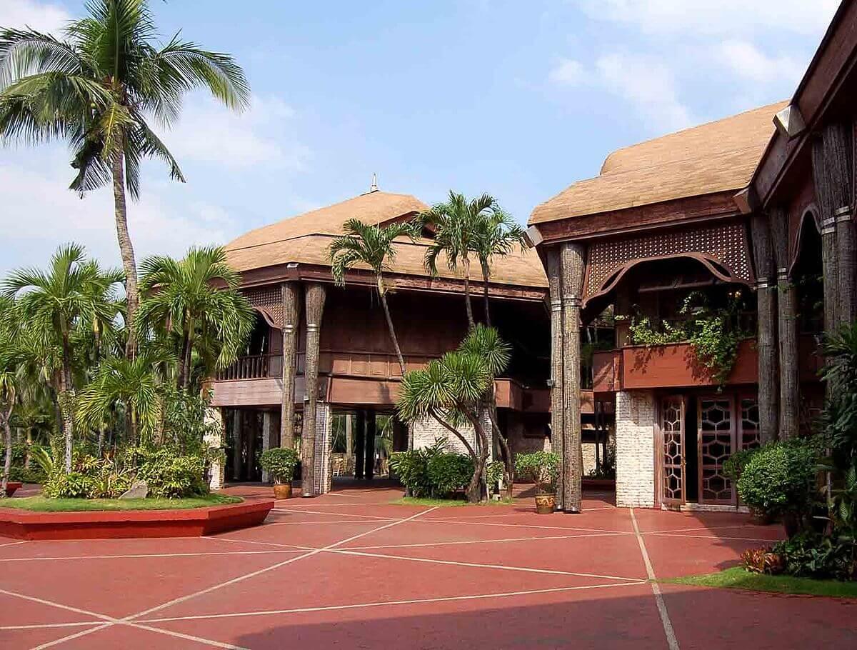 Palacio del Coco, Filipinas