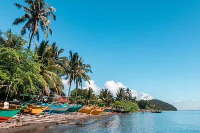 Turismo en Puerto Galera