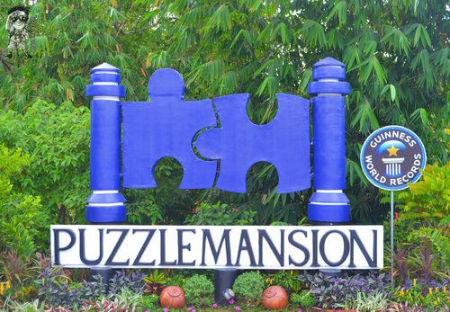 Puzzle Mansion, Filipinas