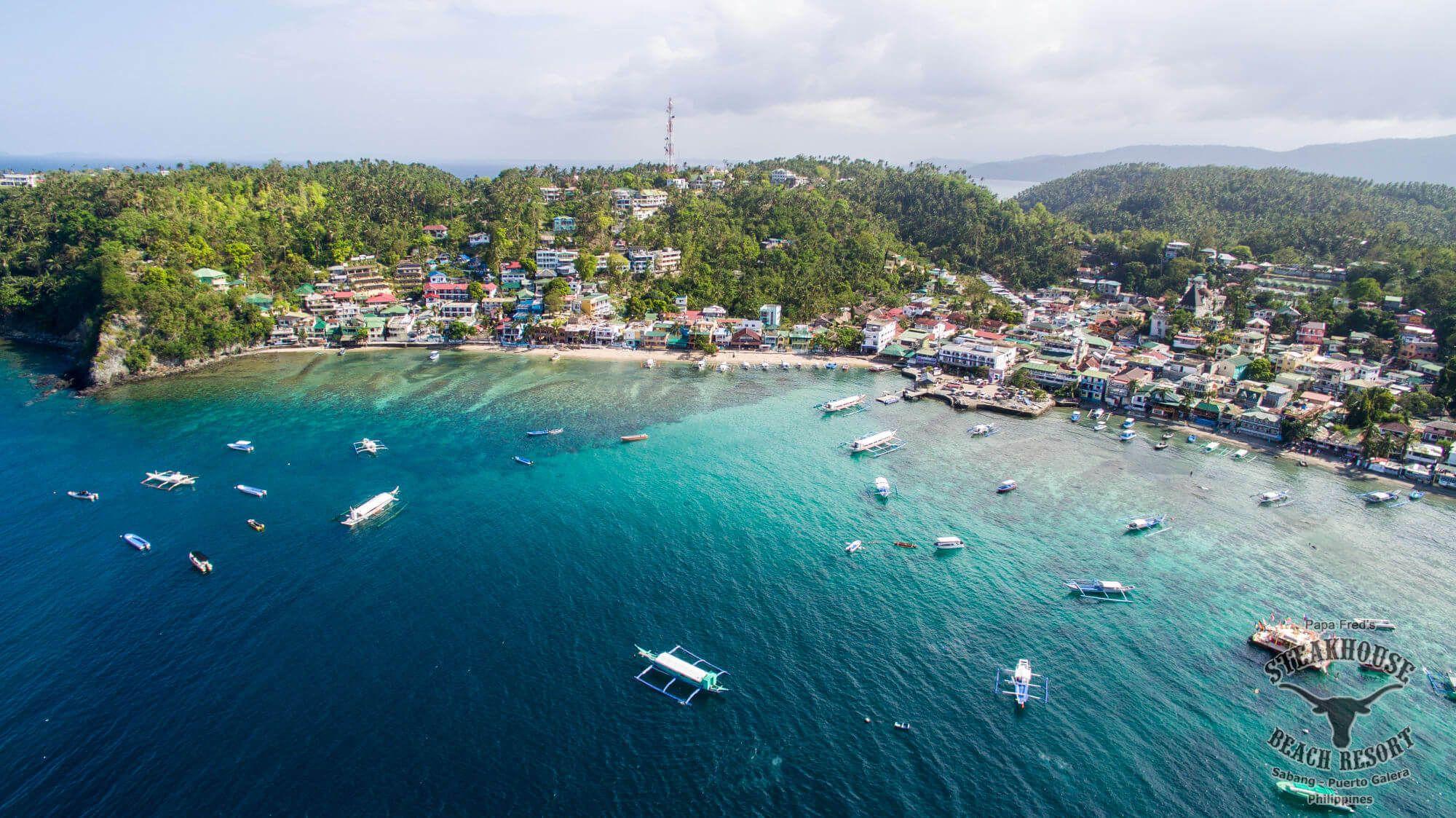 Sabang Beach, Filipinas