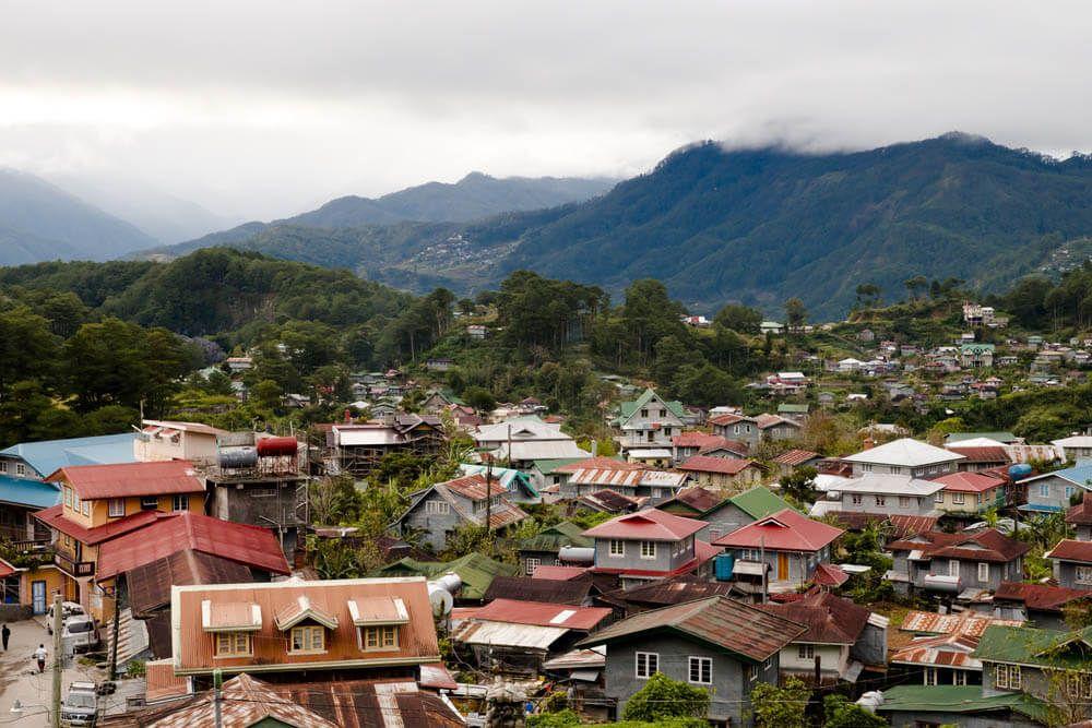 Sagada en Filipinas