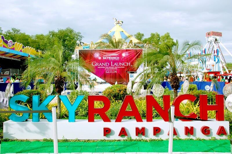 Sky Ranch, Filipinas