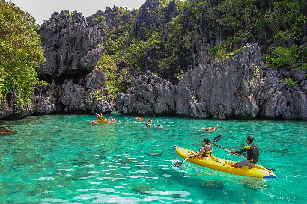 Small Lagoon, Filipinas