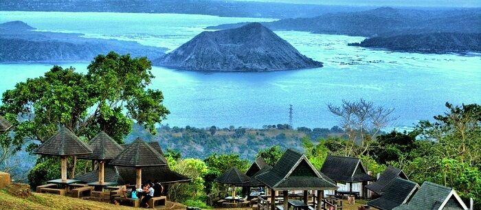 Que ver, hacer y visitar en Tagaytay Picnic Grove