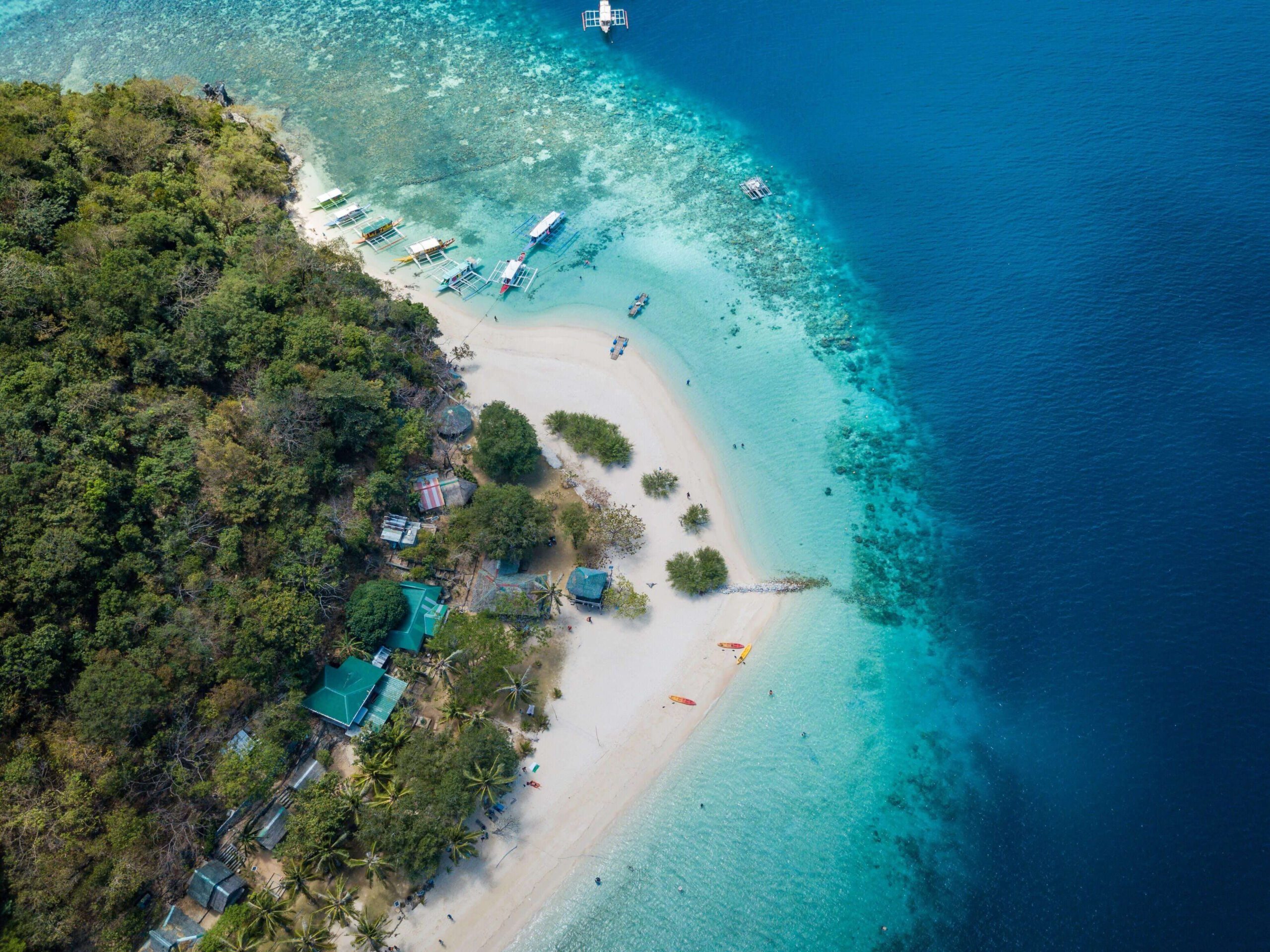Banana Island, Filipinas