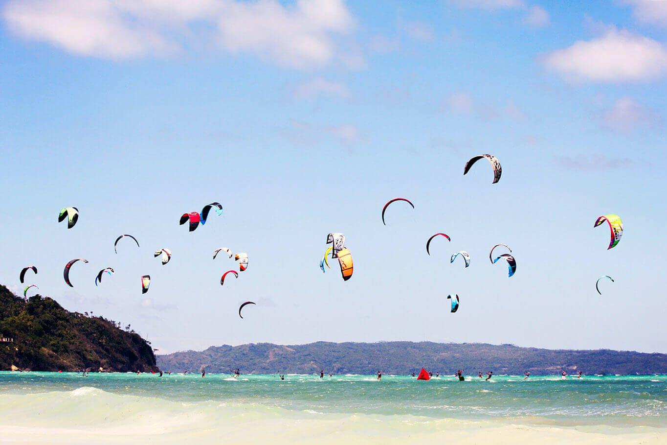Que ver, hacer y visitar en Bulabog Beach