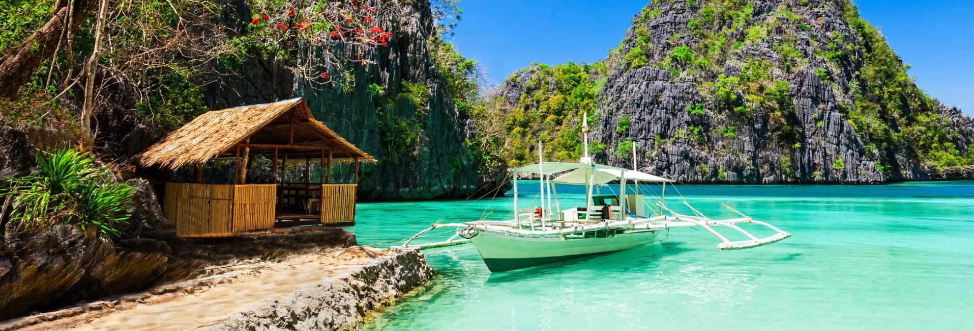Corón en Filipinas
