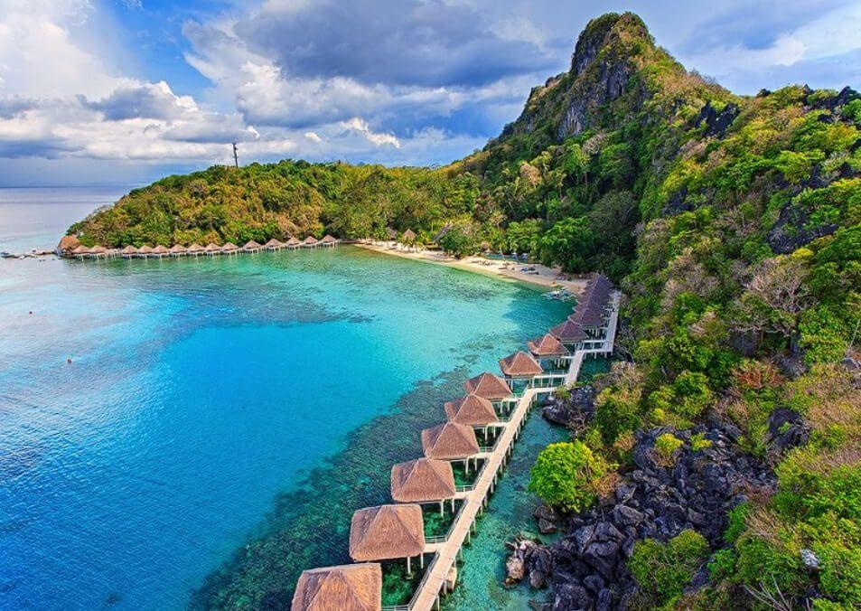 Isla Apo en Filipinas
