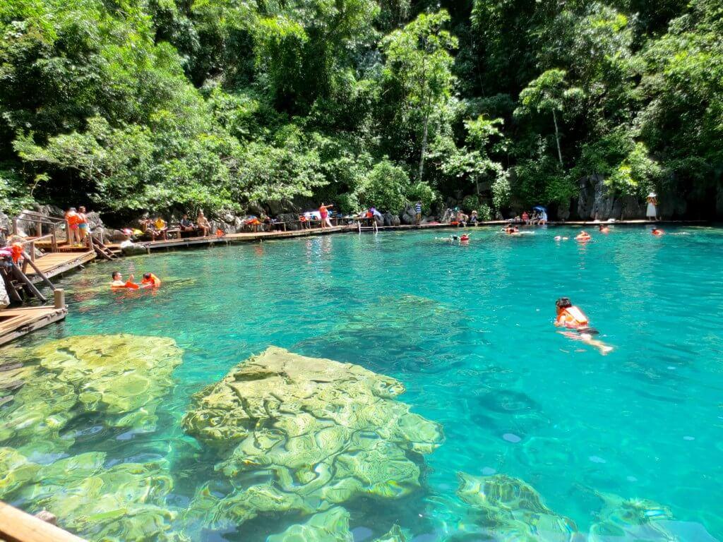 Turismo en Isla de Palawan